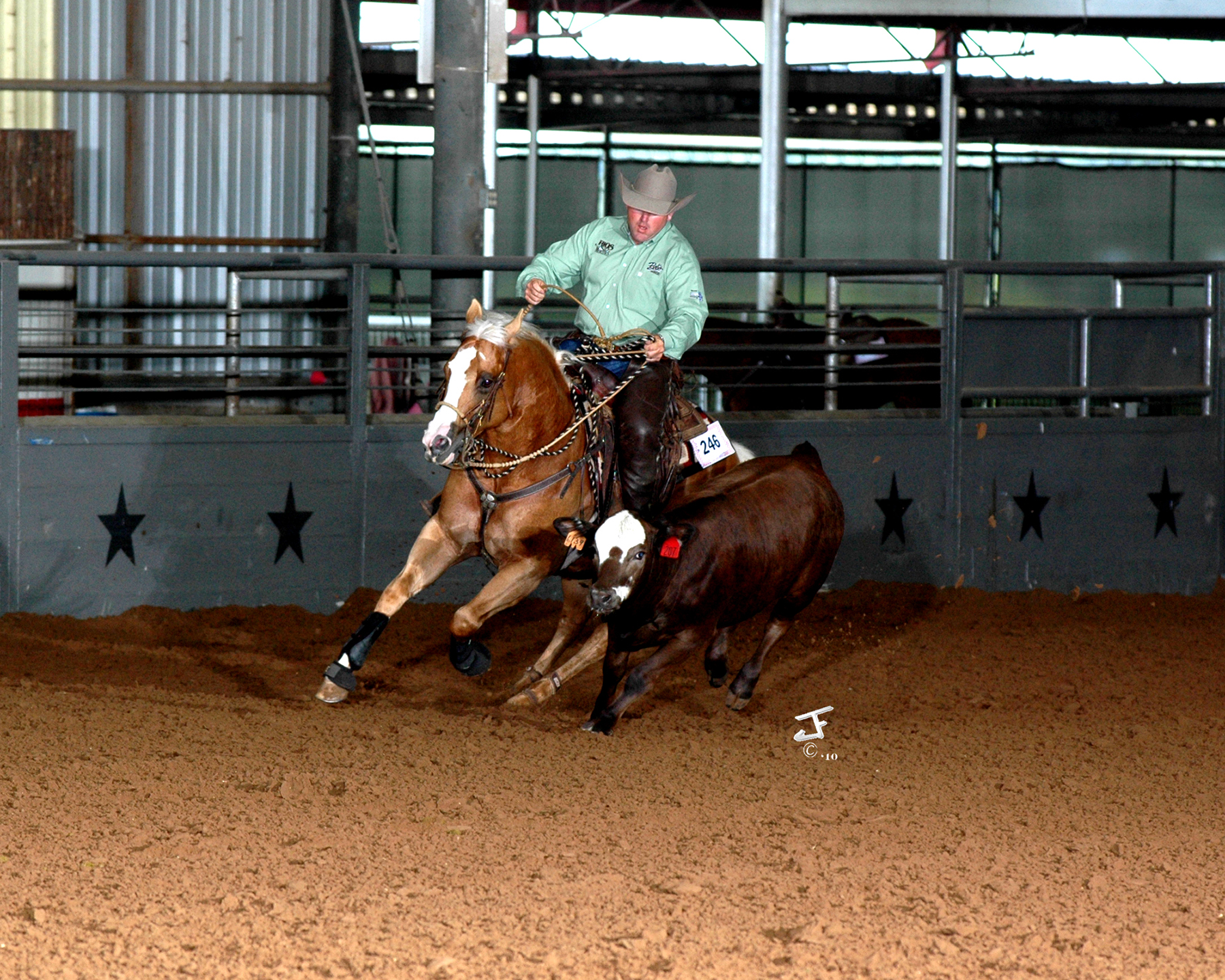 NRCHA Celebration of Champions Wrap-up – Open Two Rein