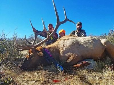 Wyatt Boatwright Elk Hunt
