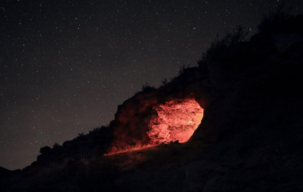 Laramie Cave