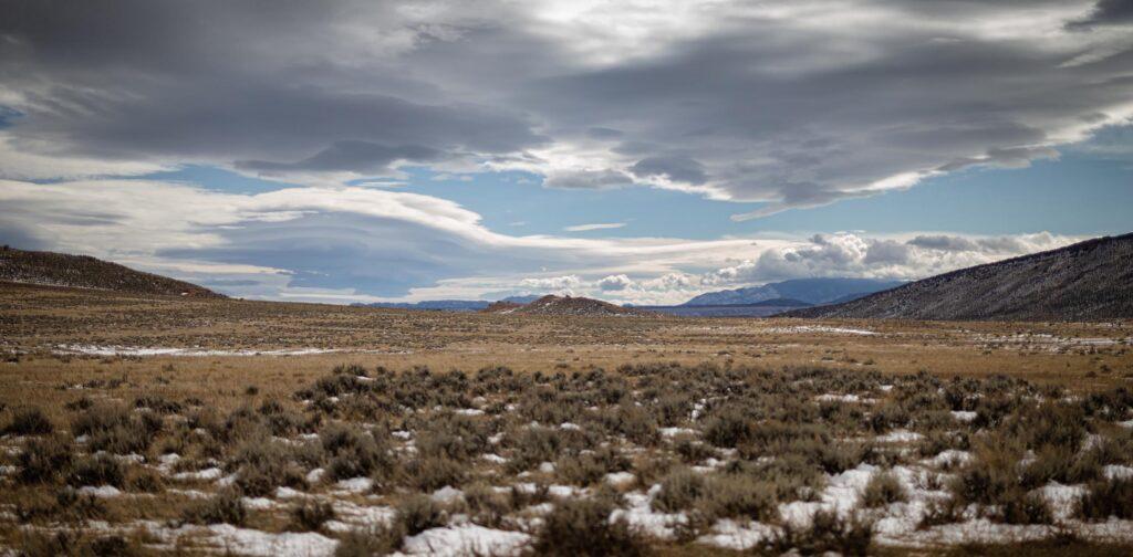 Douglas, Wyoming Landscape