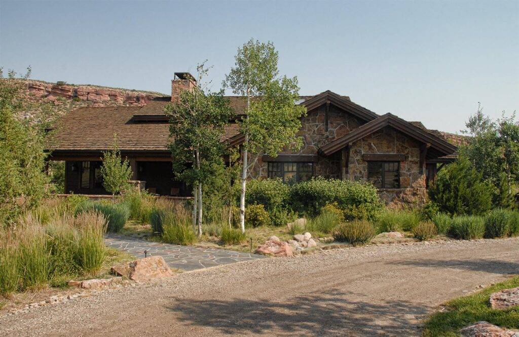Lodging Wyoming Ranch