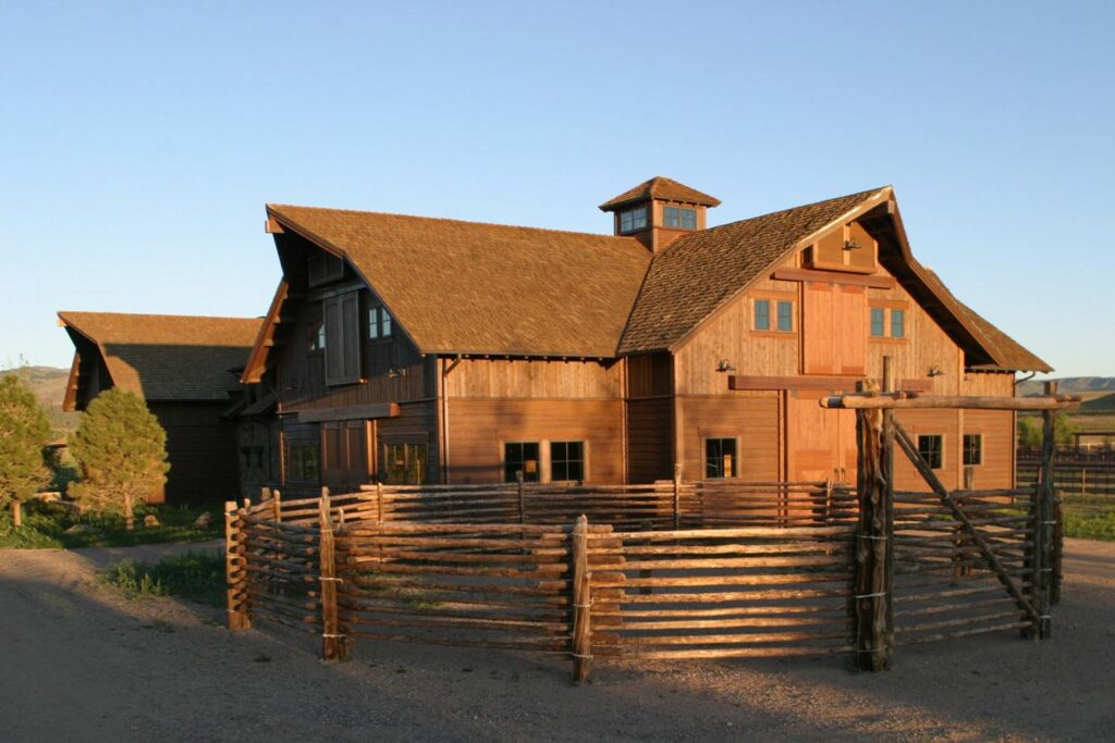 Wagonhound Barn