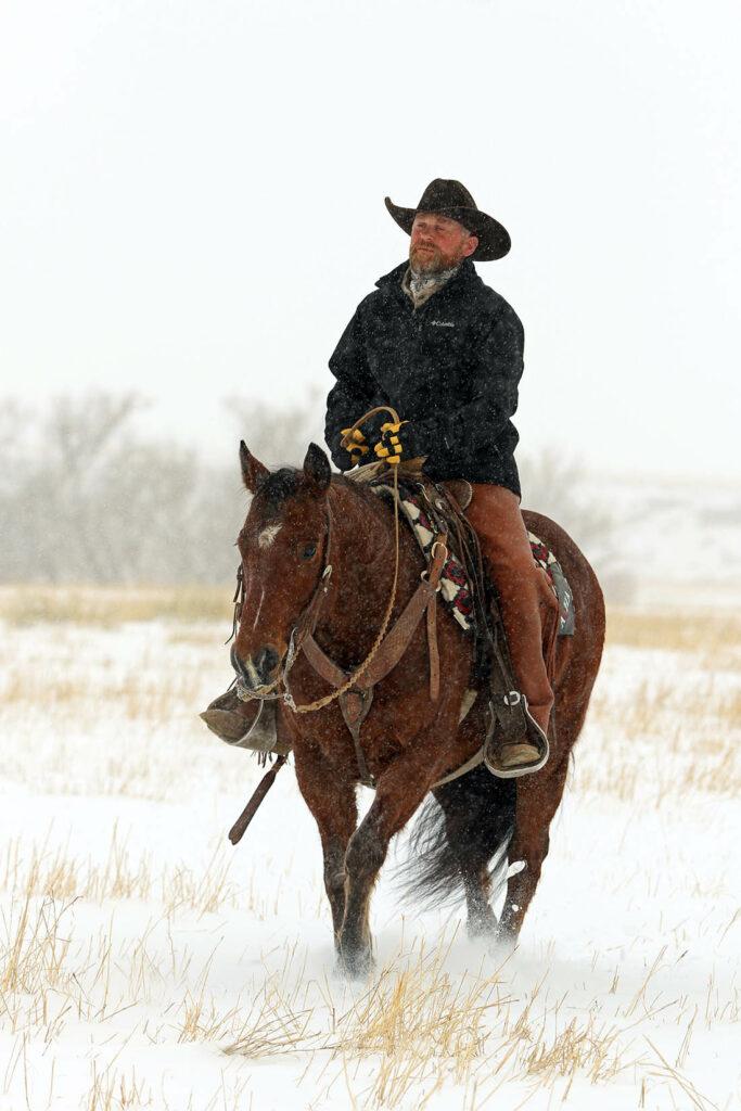 Wagonhound Cowboy Ranchhand