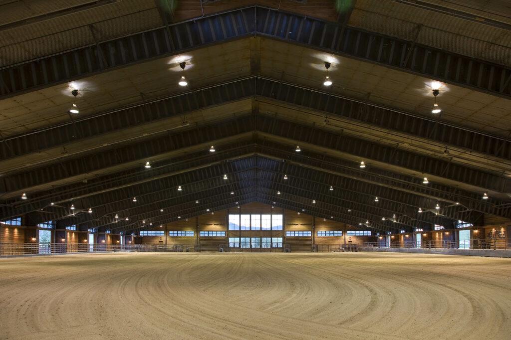 Wagonhound Ranch Arena