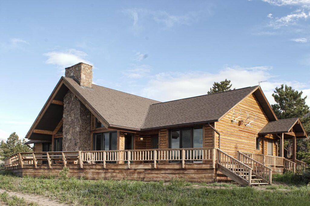Wagonhound Ranch Lodging