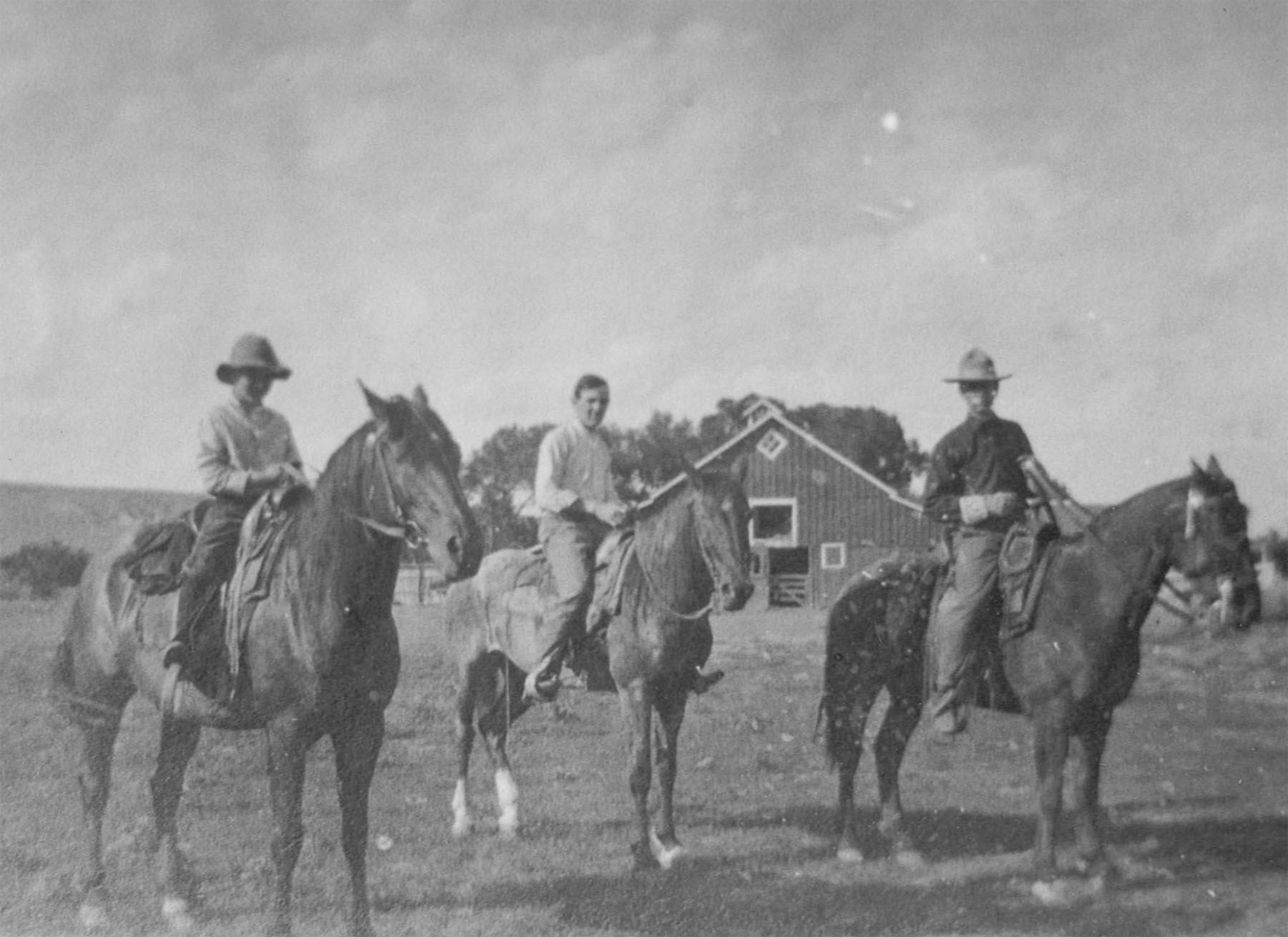 Wagonhound Ranch History